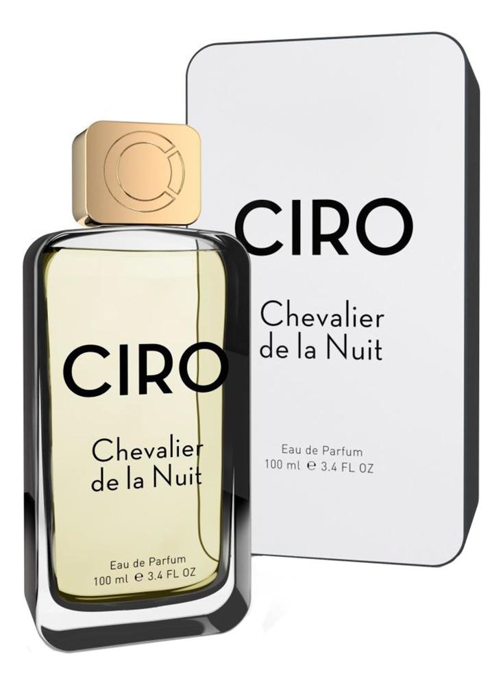 Фото - Chevalier De La Nuit: парфюмерная вода 100мл la nuit de l homme eau de parfum парфюмерная вода 100мл