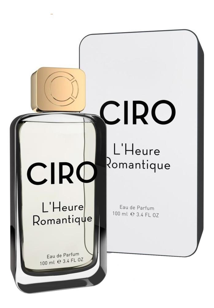 Купить L'Heure Romantique: парфюмерная вода 100мл, CIRO