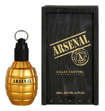 Gilles Cantuel Arsenal Gold