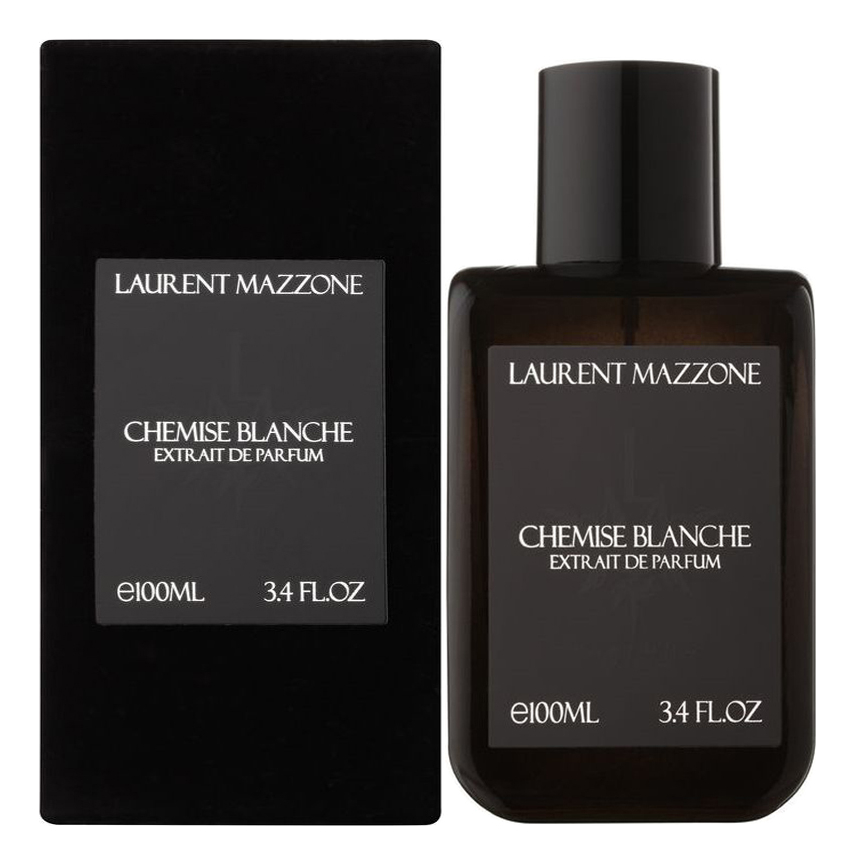 Chemise Blanche: духи 100мл (старый дизайн) lm parfums veleno dore духи 100мл