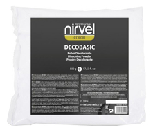 Nirvel Professional Обесцвечивающая пудра Color Decobasic Powder