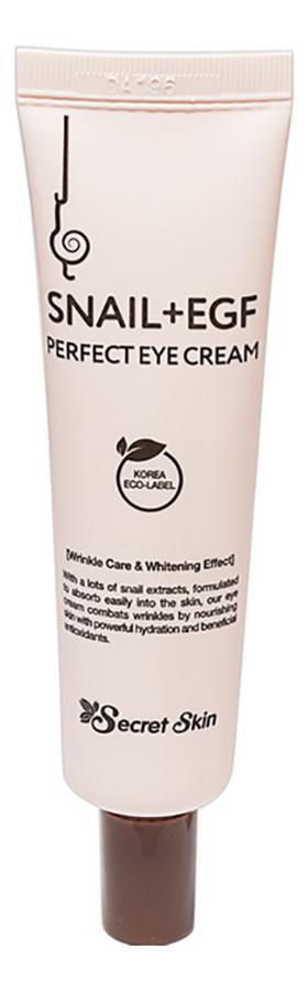 Крем для кожи вокруг глаз с экстрактом улитки Snail Perfect Eye Cream 30г гельтек гель selective для кожи вокруг глаз 30г