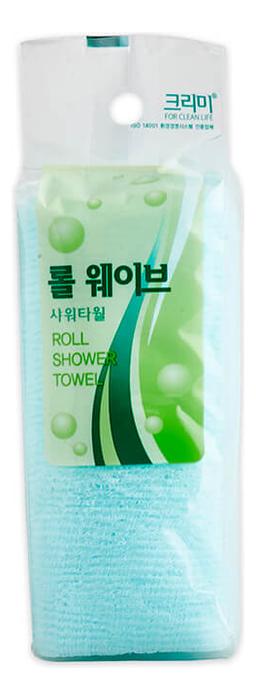 Фото - Мочалка для душа Roll Shower Towel (цвет в ассортименте) полесье набор игрушек для песочницы 468 цвет в ассортименте