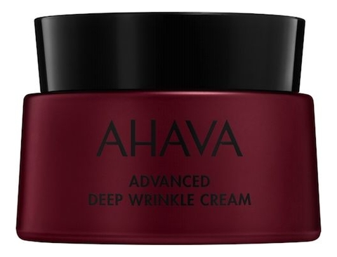 Купить Крем для лица против глубоких морщин Apple Of Sodom Advanced Deep Wrinkle Cream 50мл, AHAVA