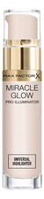 Max Factor Хайлайтер для лица Miracle Glow Pro Illuminator Universal Highlighter