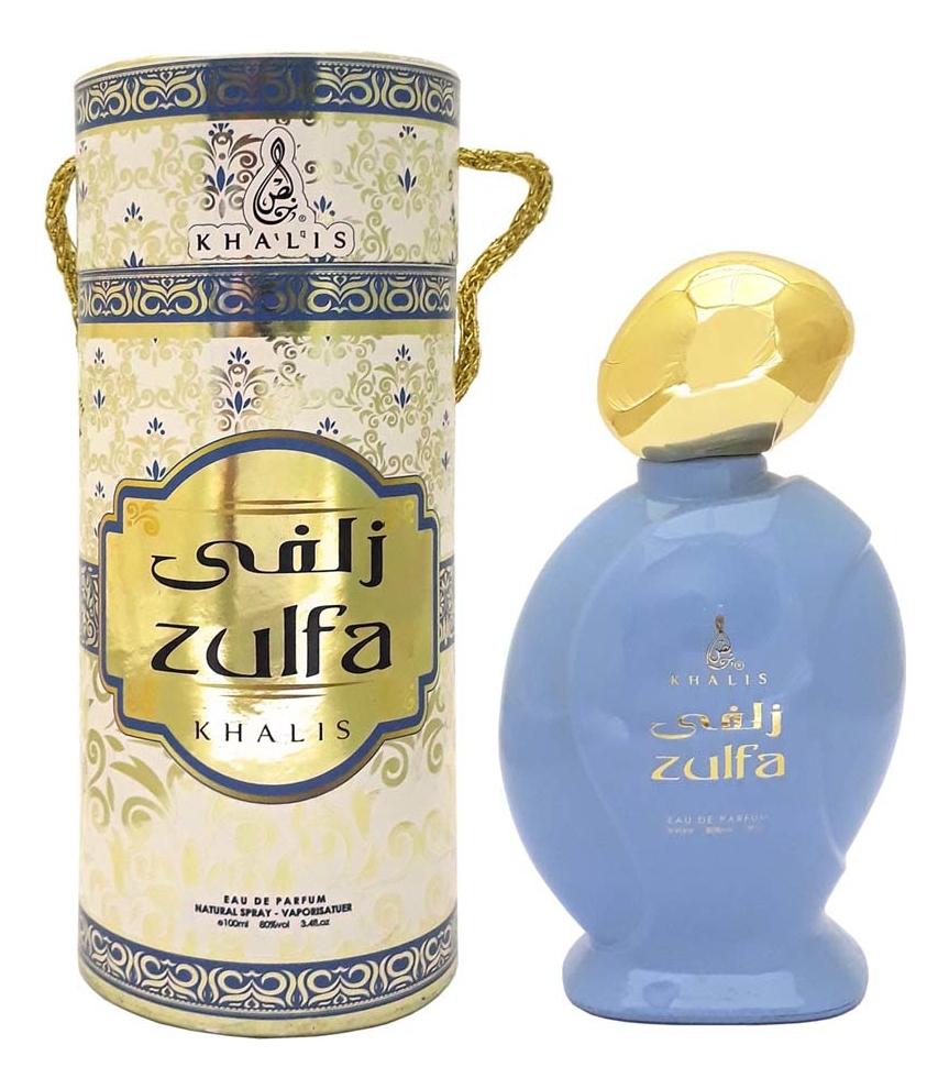 Купить Zulfa: парфюмерная вода 100мл, Khalis