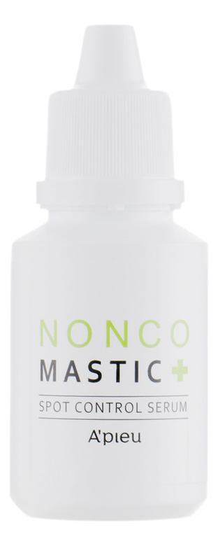 Купить Точечная сыворотка для проблемной кожи Nonco Mastic Spot Control Serum 30мл, A'PIEU