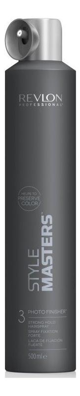 Лак для волос Style Masters Hairspray Photo Finisher: 500мл новый дизайн