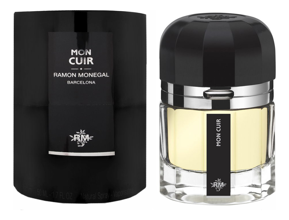 Купить Mon Cuir: парфюмерная вода 50мл, Ramon Monegal