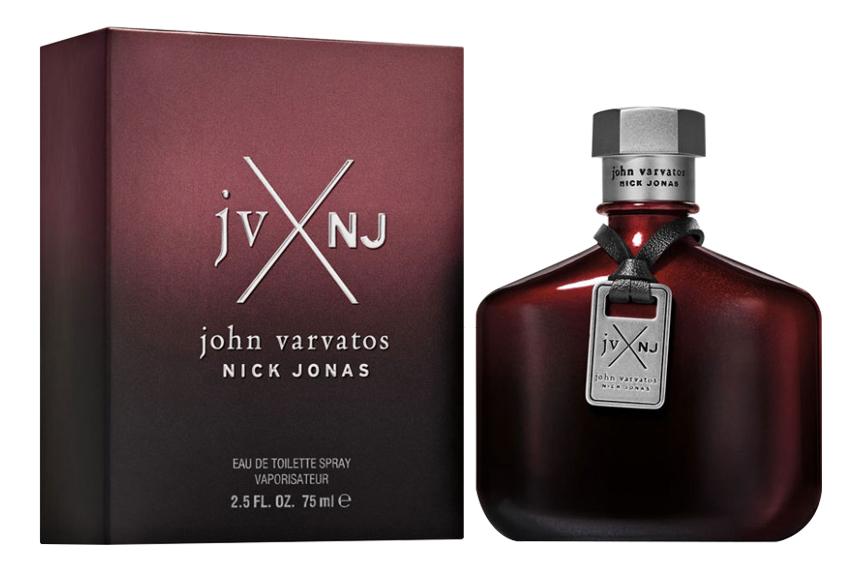 John Varvatos JV X NJ Crimson: туалетная вода 75мл туалетная вода john varvatos jv x nj crimson 125 мл