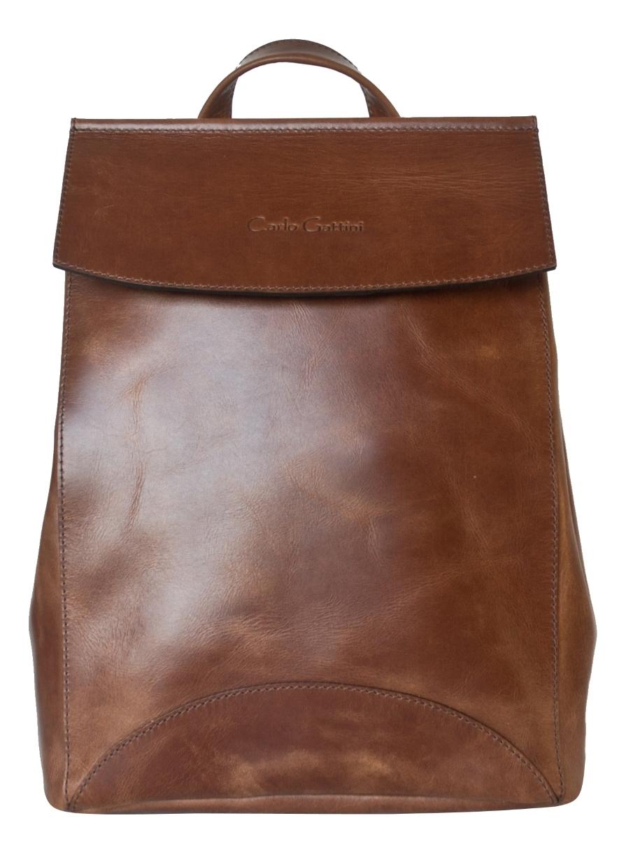 Купить Сумка-рюкзак Antessio Cognac 3041-03, Carlo Gattini