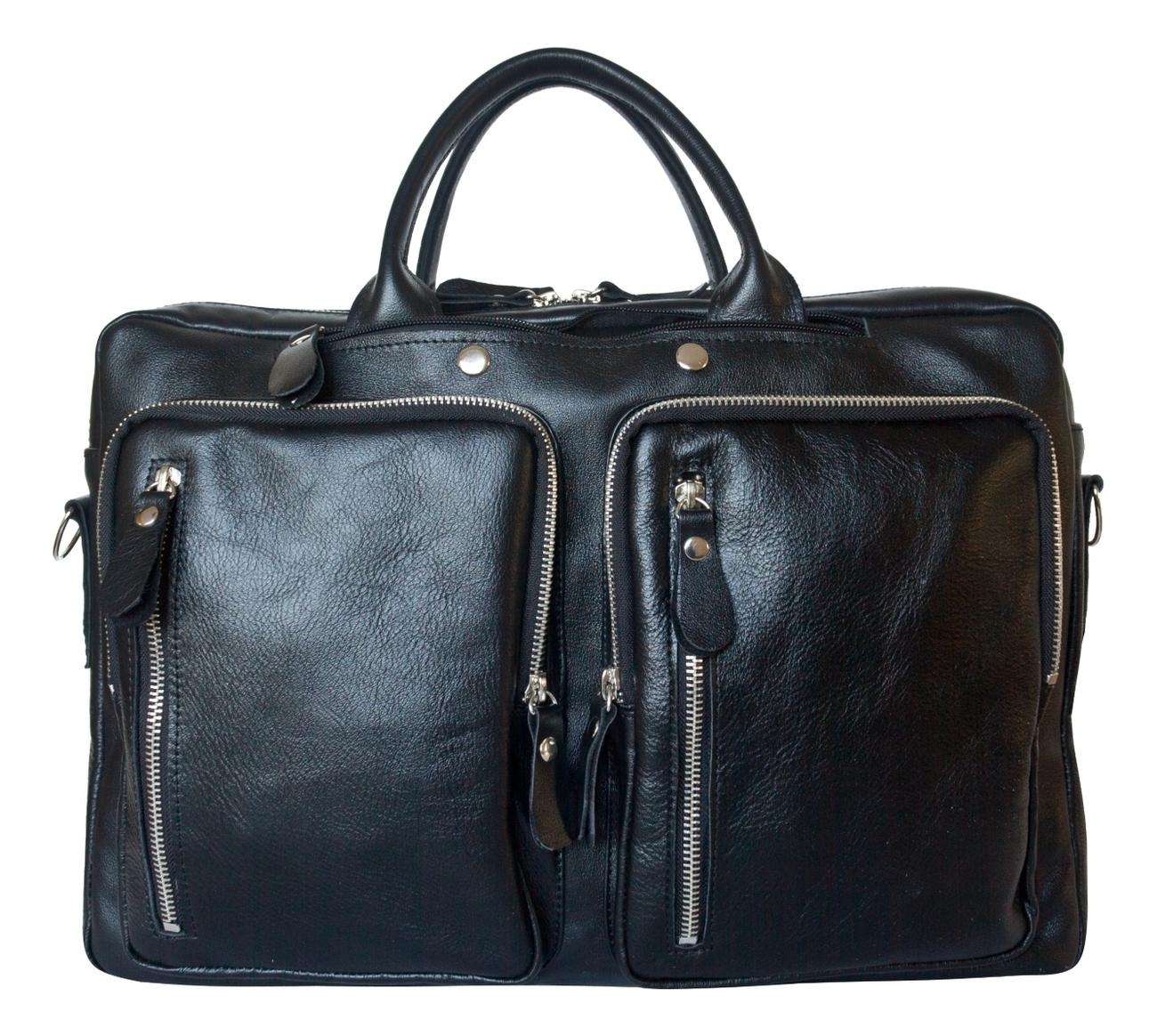 цена на Сумка-рюкзак Ferrone Black 3063-01
