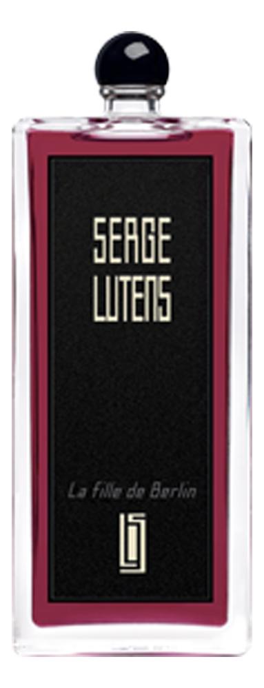 Serge Lutens La Fille De Berlin: парфюмерная вода 100мл тестер
