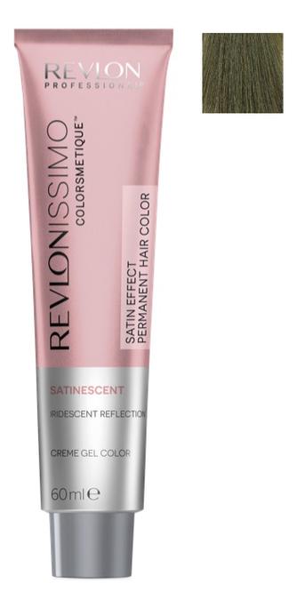 Купить Краска для волос Revlonissimo Colorsmetique Satinescent 60мл: 713 Khaki Bronze, Revlon Professional