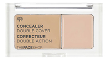 The Face Shop Консилер для лица Concealer Double Cover