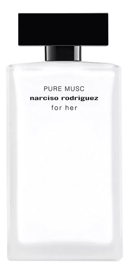 Narciso Rodriguez For Her Pure Musc духи, купить парфюм, туалетную воду с доставкой в Москве и почтой по России. Отзывы и цена парфюмерии на Randewoo.ru