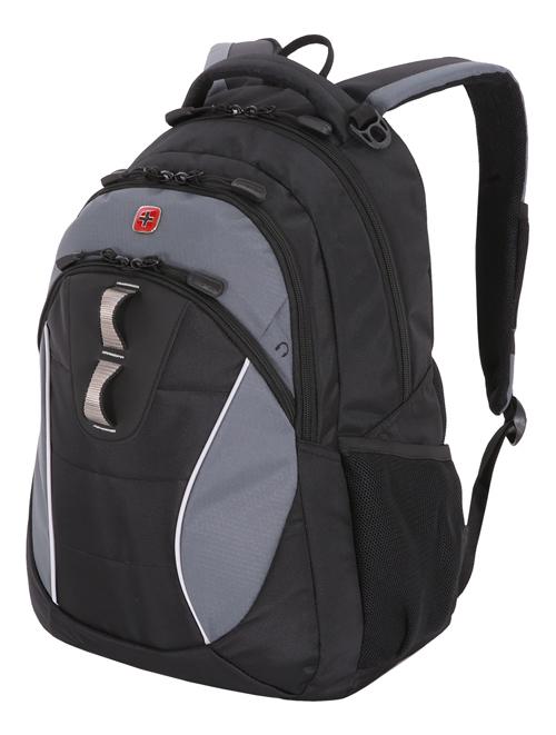 Рюкзак 16062415 (черный/серый)