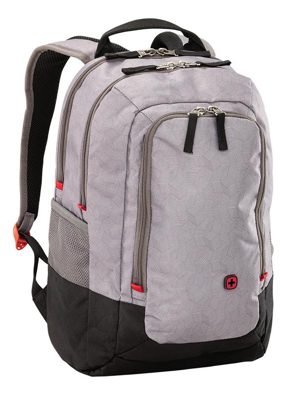 Купить Рюкзак для ноутбука 602656 (серый), Wenger