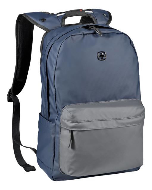Рюкзак 605035 (синий/серый)