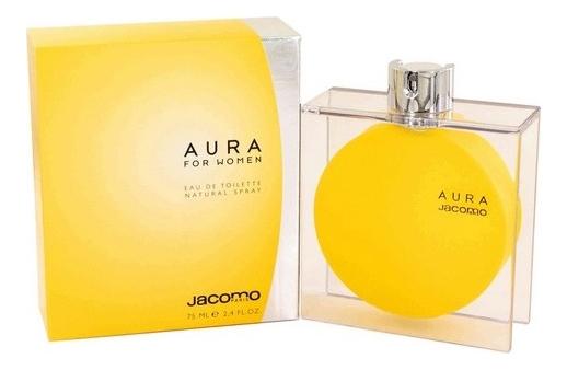 Jacomo Aura for Women: туалетная вода 75мл
