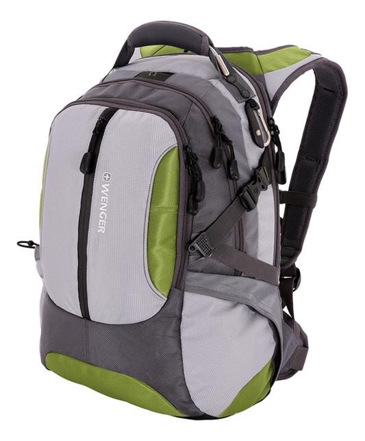 Рюкзак Large Volume Daypack 15914415 (зеленый/серый)