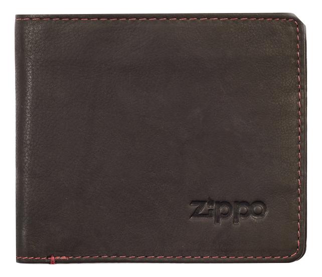 Купить Портмоне 2005116 (коричневый), Zippo