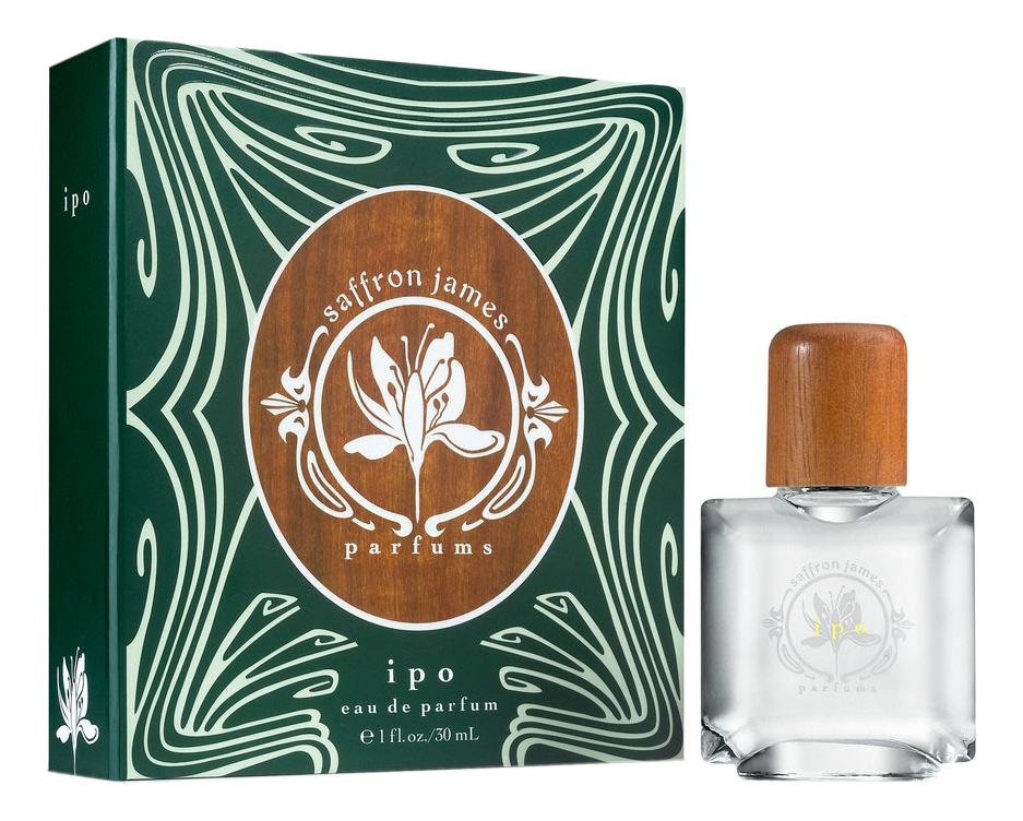 Купить Ipo: парфюмерная вода 30мл, Saffron James