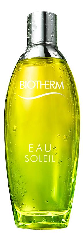 Biotherm Eau Soleil: туалетная вода 100мл тестер biotherm day control ecocert