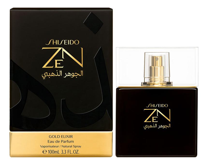 Фото - Zen Gold Elixir: парфюмерная вода 100мл mazaj gold парфюмерная вода 100мл