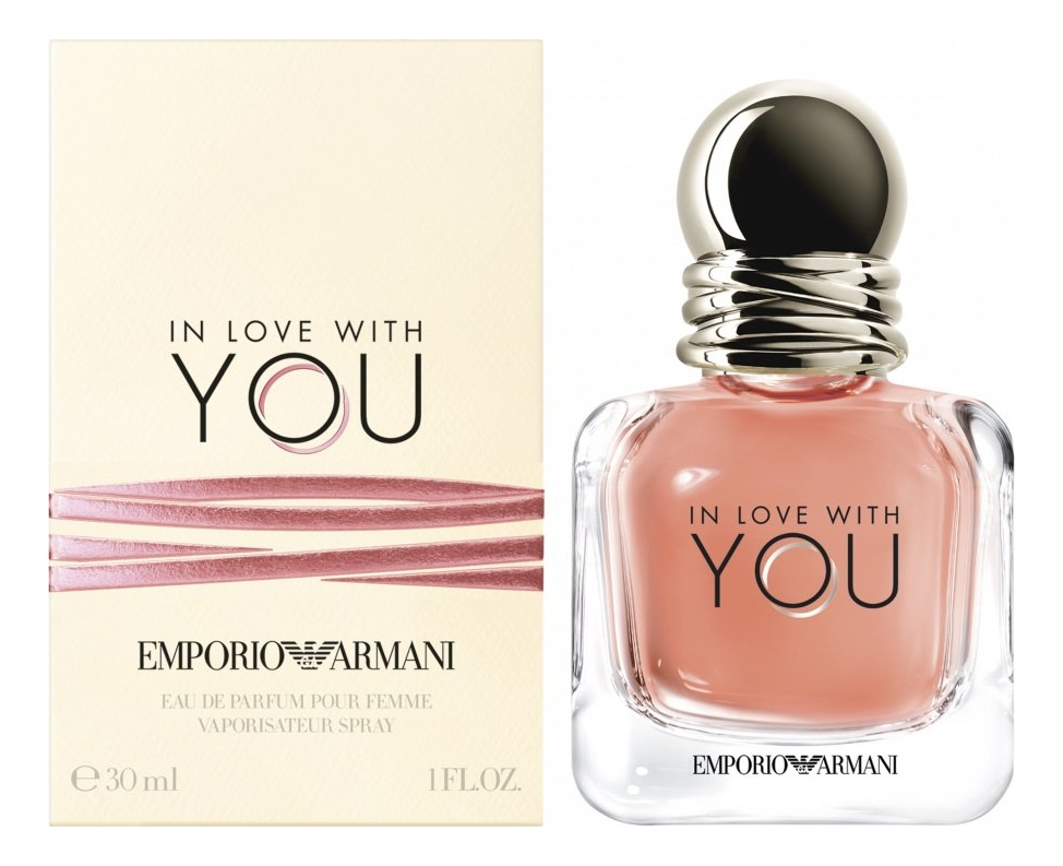 Armani Emporio In Love With You: парфюмерная вода 30мл фото