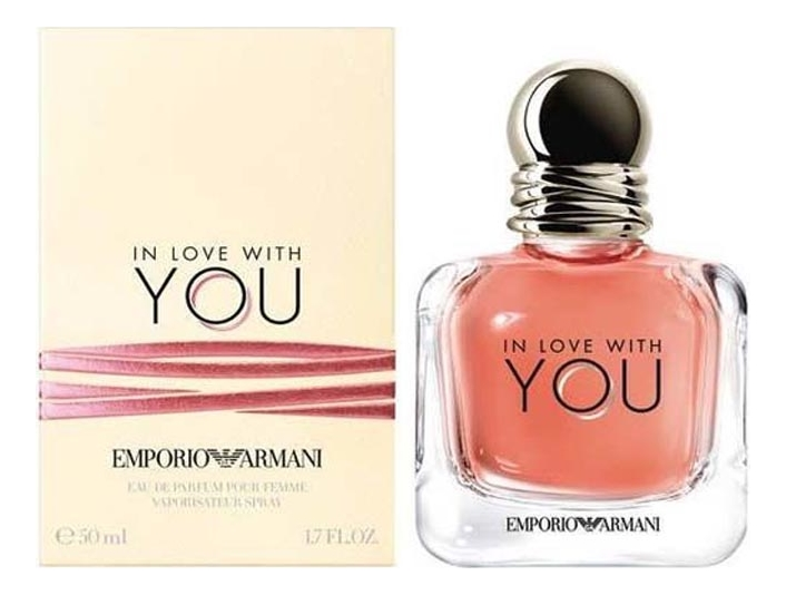 Emporio In Love With You: парфюмерная вода 50мл armani emporio because it's you парфюмерная вода 50мл
