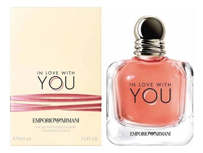 Купить Armani Emporio In Love With You: парфюмерная вода 100мл, Giorgio Armani