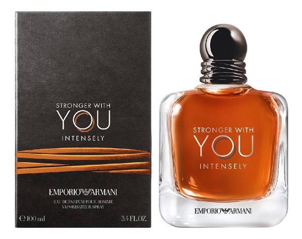 Купить Emporio Stronger With You Intensely: парфюмерная вода 100мл, Giorgio Armani