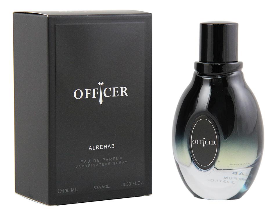 Купить Officer: парфюмерная вода 100мл, Al-Rehab