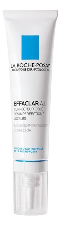 Корректирующая эмульсия локального действия Effaclar A.I. Correcteur Cible Des Imperfections Locales 15мл