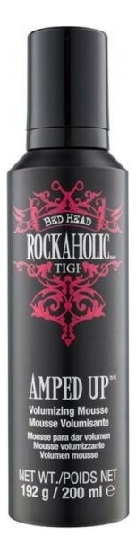 Мусс для объема волос Bed Head Rockaholic Amped Up Volumizing Mousse 200мл мусс barex volumizing mousse page 2