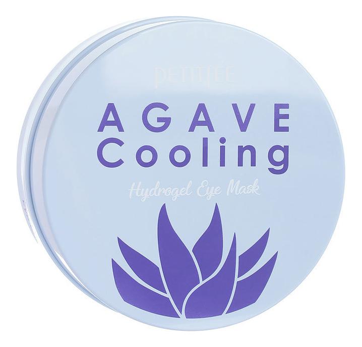 Гидрогелевые патчи для кожи вокруг глаз с экстрактом агавы Agave Cooling Hydrogel Eye Patch 60шт недорого