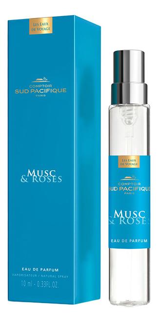 Musc & Roses: парфюмерная вода 10мл недорого