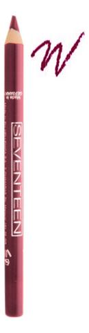 Карандаш для губ с витамином Е Supersmooth Waterproof Lipliner (водостойкий) 1,2г: No 36