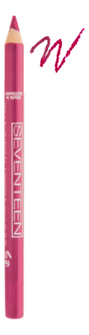 Карандаш для губ с витамином Е Supersmooth Waterproof Lipliner (водостойкий) 1,2г: No 41