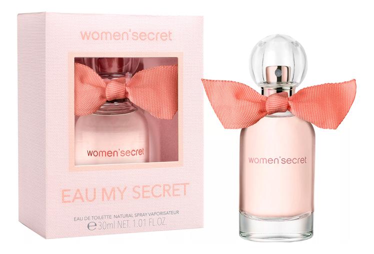 Women' Secret Eau My Secret: туалетная вода 30мл антиперспирант secret купить