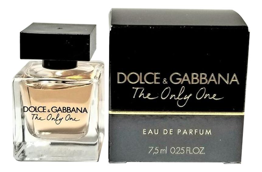 Купить The Only One: парфюмерная вода 7, 5мл, Dolce & Gabbana