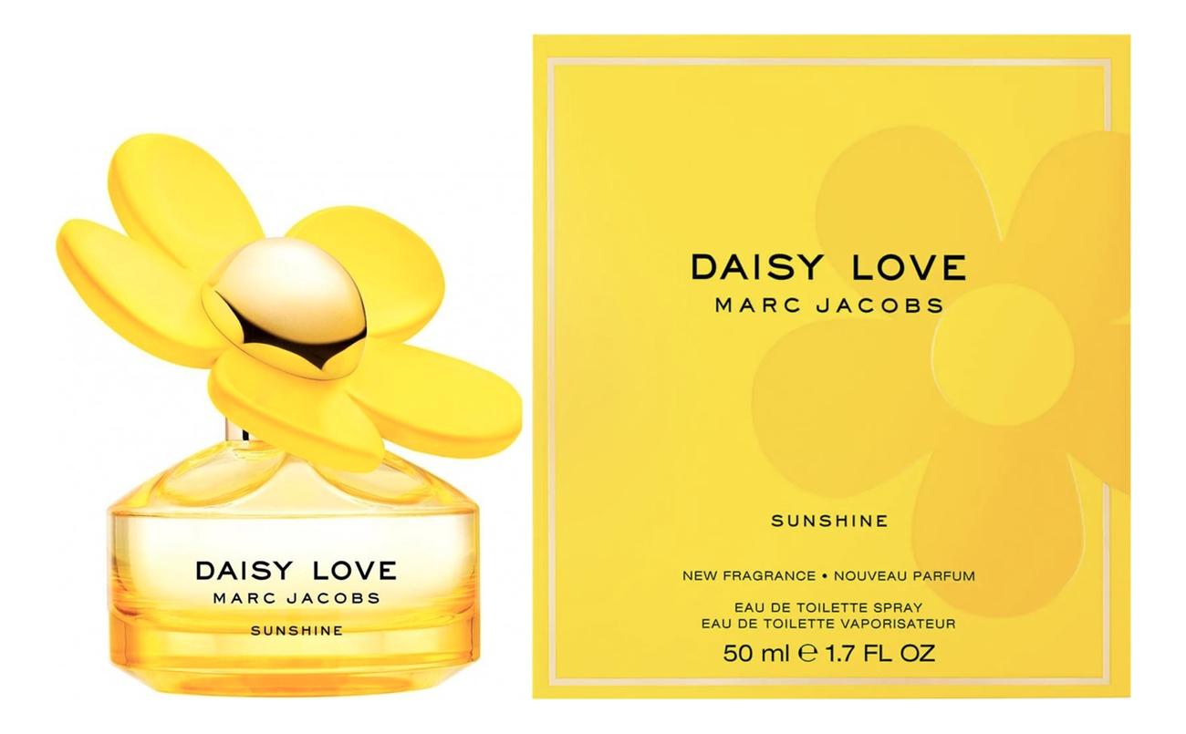 Daisy Love Sunshine: туалетная вода 50мл