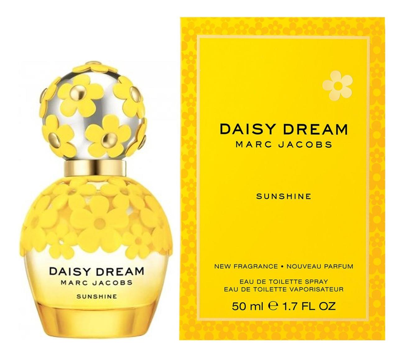 Daisy Dream Sunshine: туалетная вода 50мл недорого