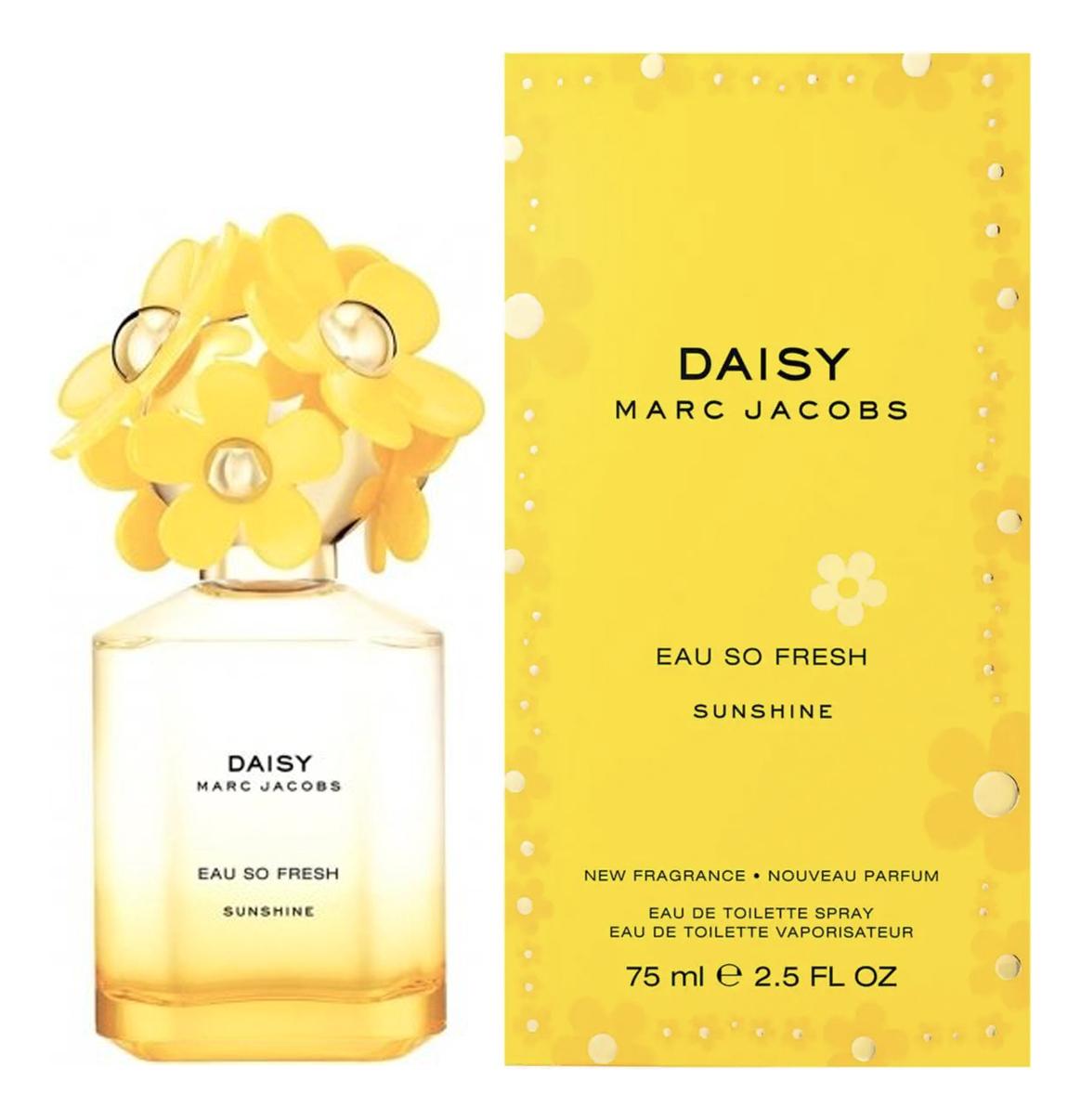 Daisy Eau So Fresh Sunshine 2018: туалетная вода 75мл недорого