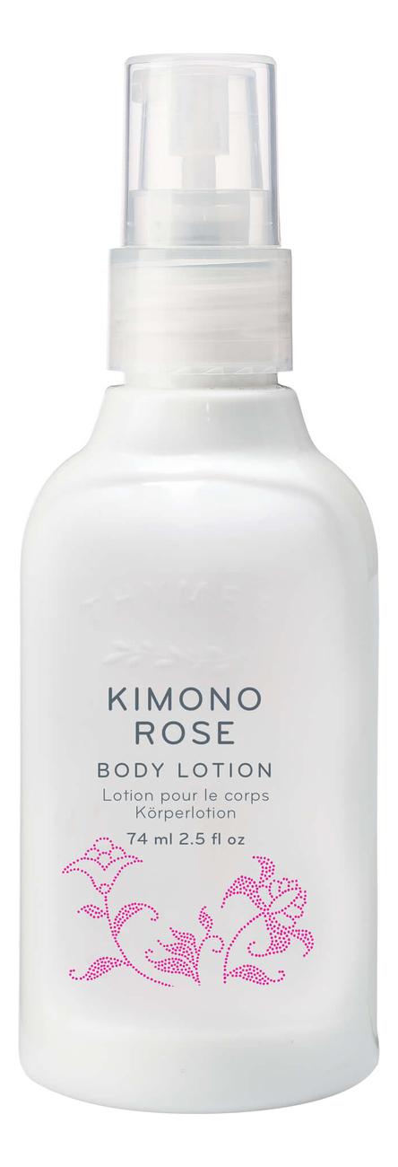 Купить Лосьон для тела Kimono Rose Body Lotion: Лосьон 74мл, Thymes