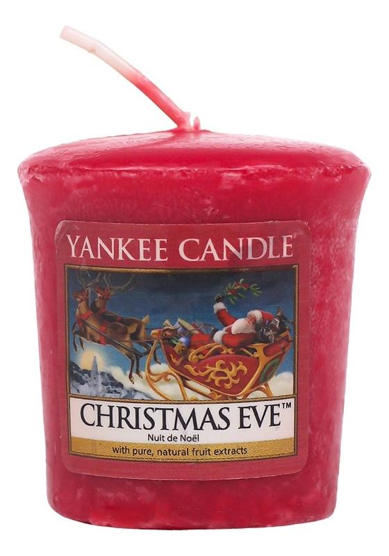 Ароматическая свеча Christmas Eve: Свеча 49г