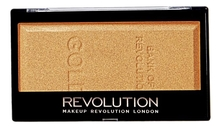 Makeup Revolution Хайлайтер для лица Ingot Highlighter 12г