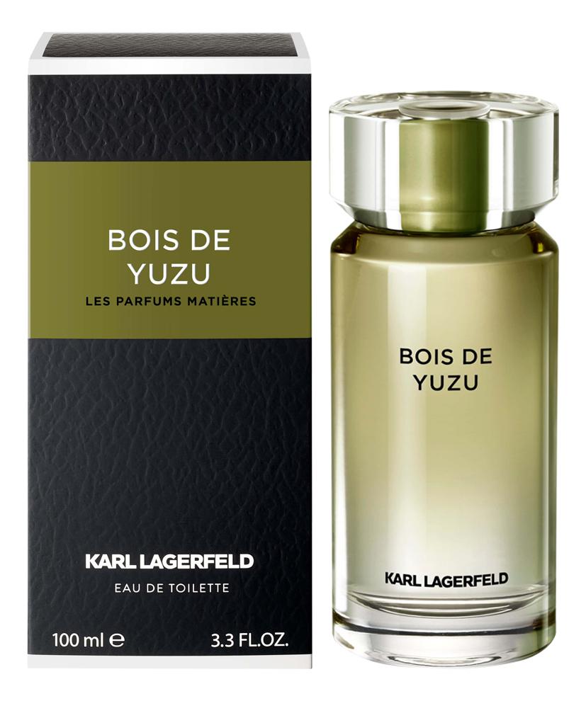 Купить Bois De Yuzu: туалетная вода 100мл, Karl Lagerfeld