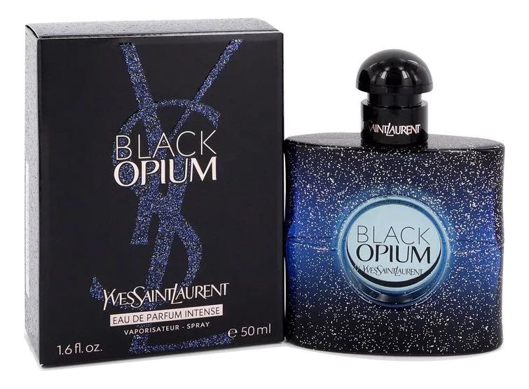 YSL Black Opium Intense: парфюмерная вода 50мл ysl black opium collector edition 2018 парфюмерная вода 50мл тестер